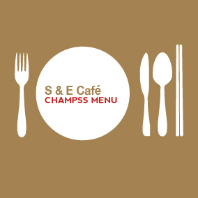 S & E Café Champss Menu