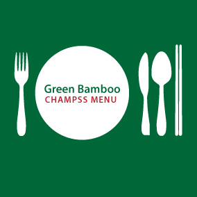 Green Bamboo Champss Menu